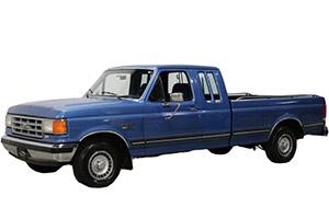 Ford F150, F250, F350 (1987-1991)