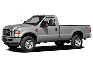 Ford F250, F350, F450, F550 (2008-2010)