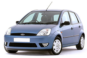 Ford Fiesta Mk5 (2002-2008)