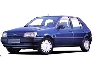 Ford Fiesta Mk3 (1989-1997)