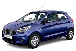 Форд Фигу и Фигу Aspire (2014-2018)