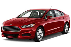 Ford Fusion (2013-2018)
