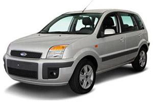 Ford Fusion (EU) (2002-2012)