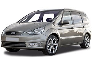 Ford Galaxy and S-Max (2006-2015)