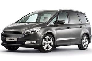 Ford Galaxy and S-Max (2015-2018)