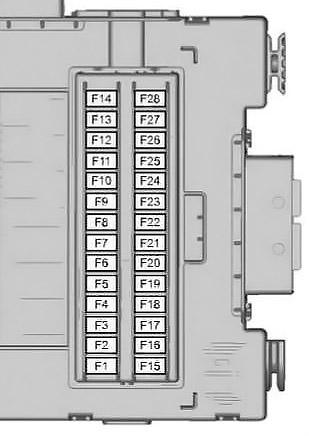 Ford Mondeo Mk4 (2007-2014) Fuse Diagram • FuseCheck.com | Ford Mondeo Titanium X Fuse Box |  | FuseCheck.com FuseCheck.com