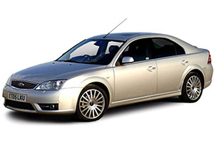Ford Mondeo Mk3 (2000-2007)