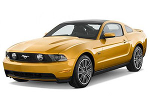 Ford Mustang (2010-2014)