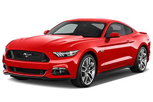 Ford Mustang (2015-2018)
