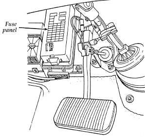 Ford Taurus (1999-2007) Fuse Diagram • FuseCheck.com
