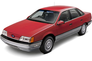 Ford Taurus and Mercury Sable (1985-1991)