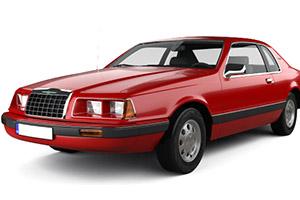 Ford Thunderbird (1983-1988)