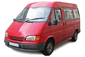 Ford Transit (1992-1995)