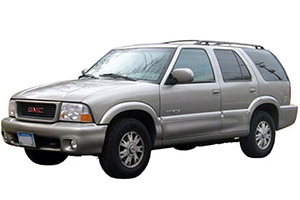 GMC S-15 Jimmy and Envoy (1998-2000)