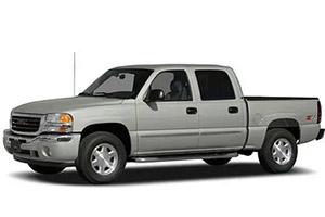 GMC Sierra (2003-2006)
