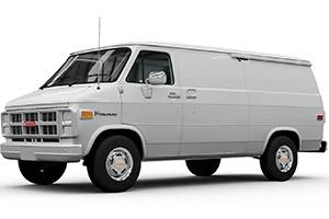 GMC Vandura (1988-1992)