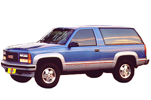 GMC Yukon 1500 (1992-1994)