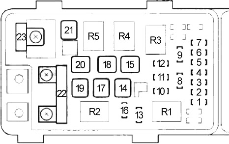 2004 accord fuse box diagram | wiring diagram 173 general  colangeloarredamenti.it