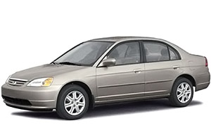 Honda Civic (2001-2005)