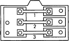 Схема блока предохранителей в моторном отсеке (Civic)