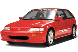 Honda Civic & CR-X (1988-1991)