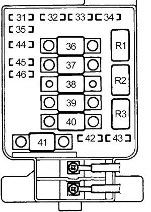 Honda Civic Del Sol 1992 1995 Fuse Diagram Fusecheck Com