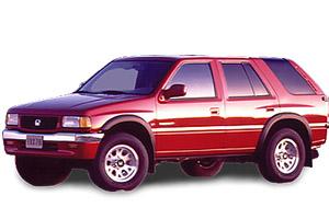 Honda Passport (1993-1997)