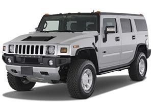 Hummer H2 (2008-2009)