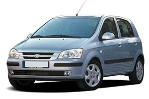Hyundai Getz (2002-2005)