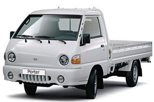Hyundai Porter, H100 (AU; 1996-2003)