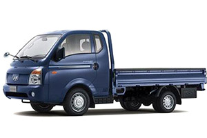 Hyundai Porter, H100 (HR; 2004-2016)