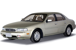 Infiniti J30 and Nissan Leopard (1993-1997)