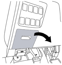 Infiniti JX35, QX60 (2012-2017) Fuse Diagram • FuseCheck.comFuse box