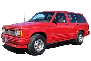 Oldsmobile Bravada (1990-1994)