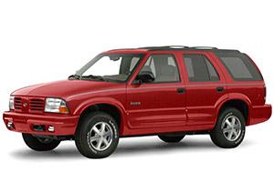 Oldsmobile Bravada (1995-2001)