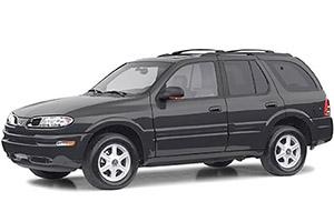 Oldsmobile Bravada (2002-2004)