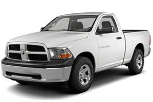 Ram 1500, 2500, 3500 (2011-2013)