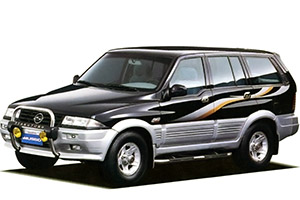 SsangYong Musso (1993-2005)