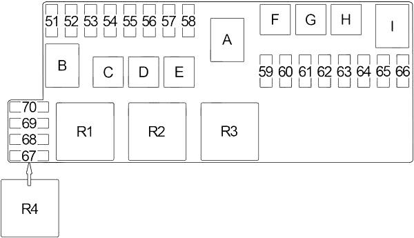 Infiniti Qx4 1996 2003 Fuse Diagram Fusecheck Com