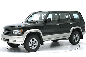 Isuzu Trooper (1992-2002)