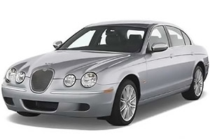 Jaguar S-Type (2002-2008)