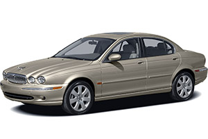 Jaguar X-Type (2001-2003)