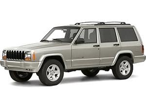 Jeep Cherokee XJ (1984-1996)