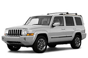 Jeep Commander XK (2006-2010)