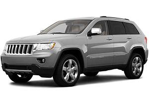 Jeep Grand Cherokee (2011-2013)