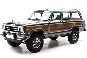 Jeep Grand Wagoneer (1989-1991)