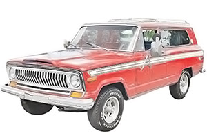 Jeep Wagoneer and Cherokee (1972-1983)