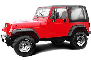 Jeep Wrangler YJ (1987-1995)