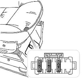 Under-seat fuses