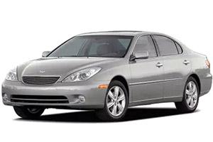 Lexus ES 300 and ES 330 (XV30) (2001-2006)